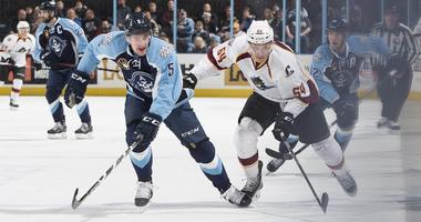 Admirals mash Monsters 6-3