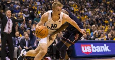Marquette visits DePaul on Saturday