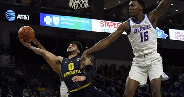 Marquette Suffers Ugly Loss at DePaul
