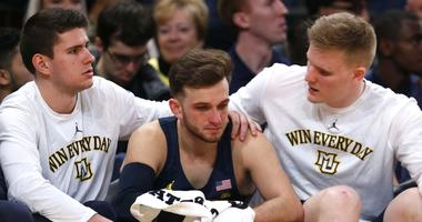 Marquette tourney hopes dashed after 94-70 loss to Nova