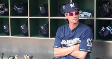 Counsell runner-up for NL Manager of the Year