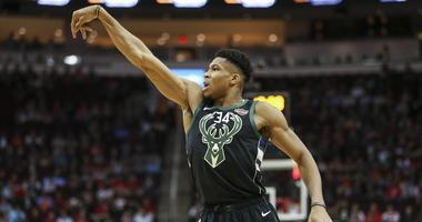 Giannis on MVP: 'I don't know if I'm there yet'