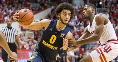 Marquette suffers first loss of season