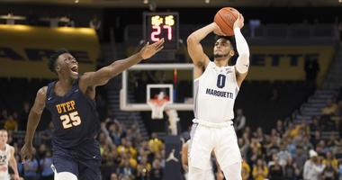 Marquette slips past UTEP 76-69