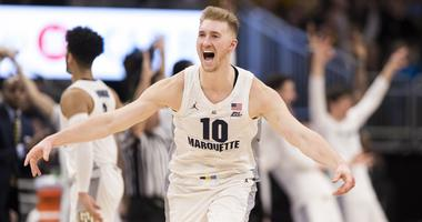 Marquette moves up to No. 12 in AP poll