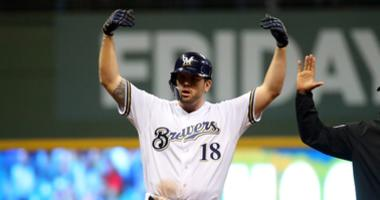 Report: Cardinals interested in Moustakas