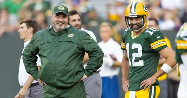 Rodgers on McCarthy: 'We had a close-knit bond'
