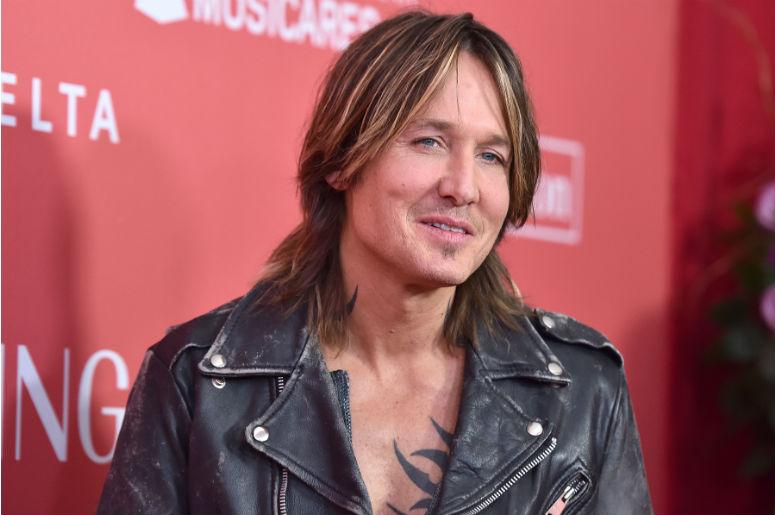 Keith Urban Shares Intimate Acoustic \