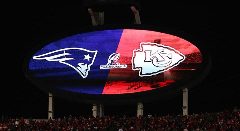AFC Championship: Chiefs vs Patriots