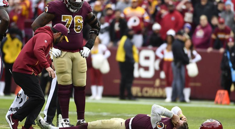 Alex Smith's and Joe Theismann's injuries share two really eerie coincidences