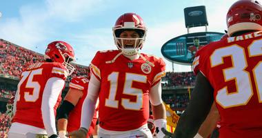 The Chiefs Keep Putting Up Amazing Numbers