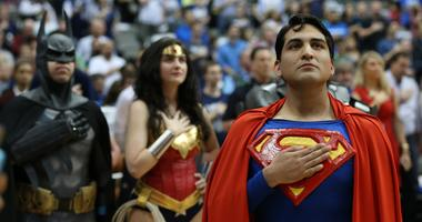 Superman Gets Replaced