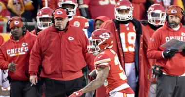 Chiefs Make A Running Back Move
