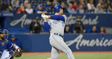 Royals Select The Contract Of Lucas Duda