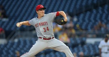 The Royals Sign Homer Bailey To A Minor League Contract