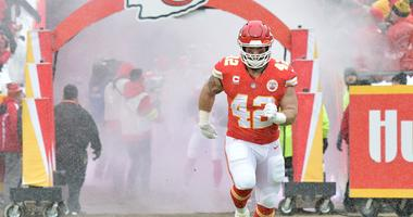 Anthony Sherman Signs Back With The Chiefs
