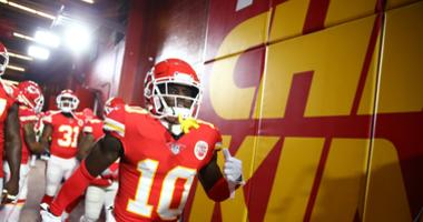 Tyreek HIll Under Investigation For Alleged Battery At Hill's Home