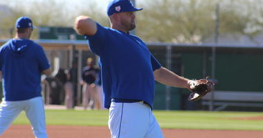 Cody's Corner: Lucas Duda joins the competition for the final roster spot