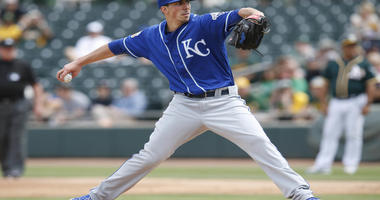 Cody's Corner: The debut of Kyle Zimmer and first weekend observations