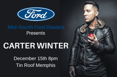 Carter Winter Tin Roof Mid-South Ford Dealers