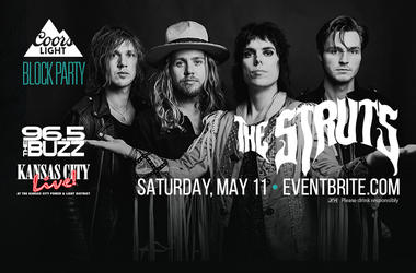 Coors Light Block Party with The Struts