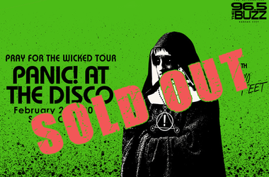 Panic! is SOLD OUT!