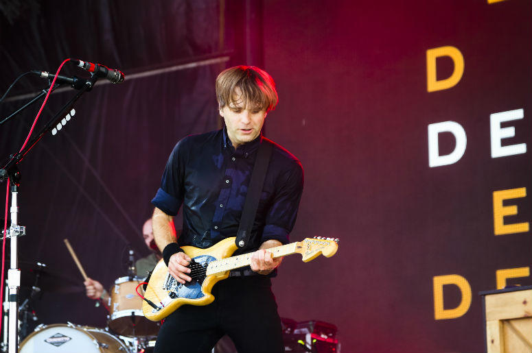 Ben Gibbard of Death Cab for Cutie