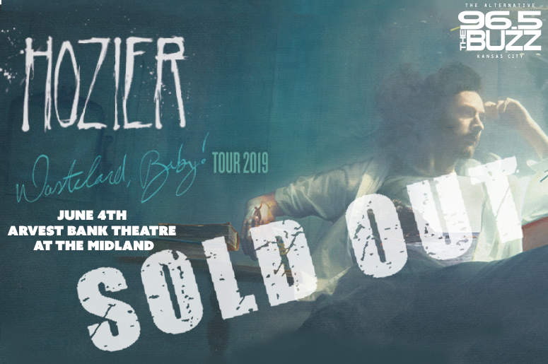 Hozier SOLD OUT!