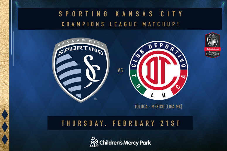 Sporting KC Champions League