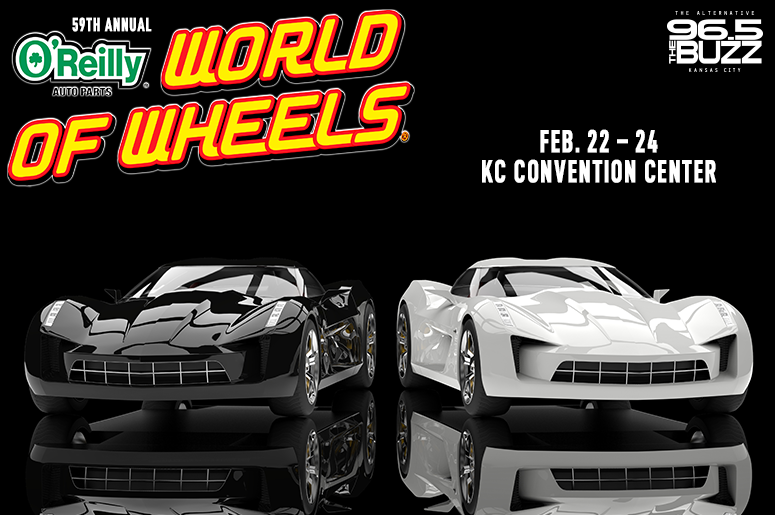 59th Annual O'Reilly Auto Parts World of Wheels