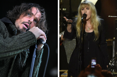 Chris Cornell and Stevie Nicks