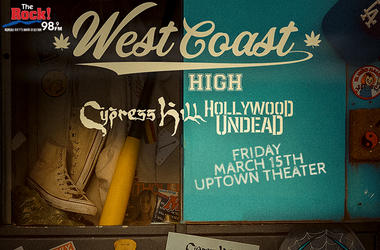 Cypress Hill & Hollywood Undead