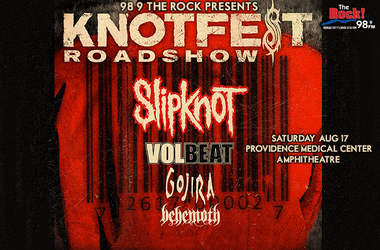 KNOTFEST with Slipknot