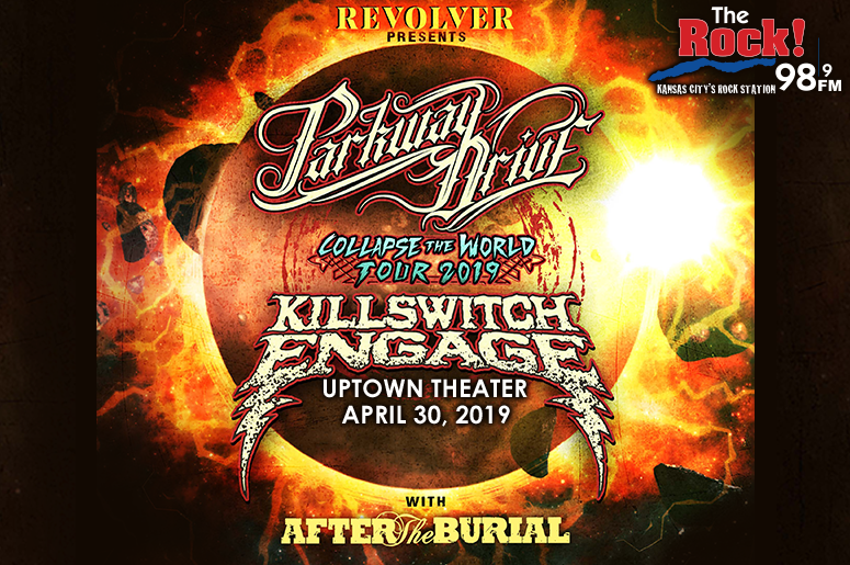 Parkway Drive & Killswitch Engage