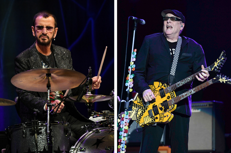 Ringo Starr performs at Parker Playhouse / Rick Nielsen of Cheap Trick performs at the Perfect Vodka Amphitheatre