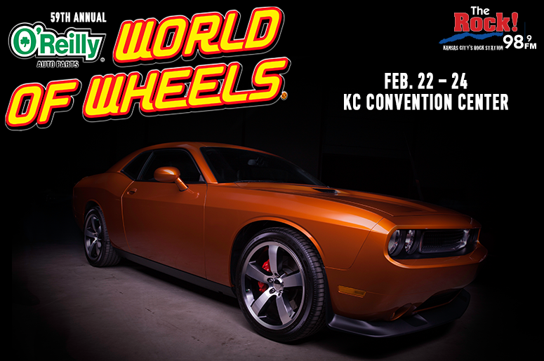 59th Annual O Reilly Auto Parts World Of Wheels 98 9 The Rock