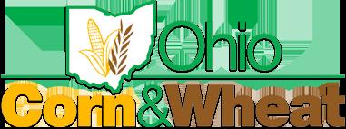 Ohio Corn and Wheat Logo