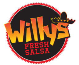 Willy's Fresh Salsa Logo 1