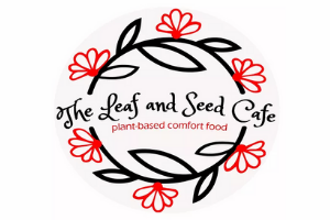 Leaf and Seed Cafe logo