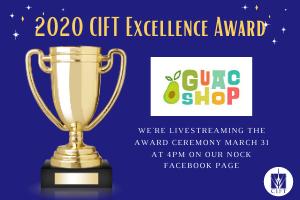 2020 CIFT Excellence Award