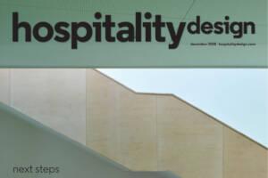 Hospitality Design December 2020