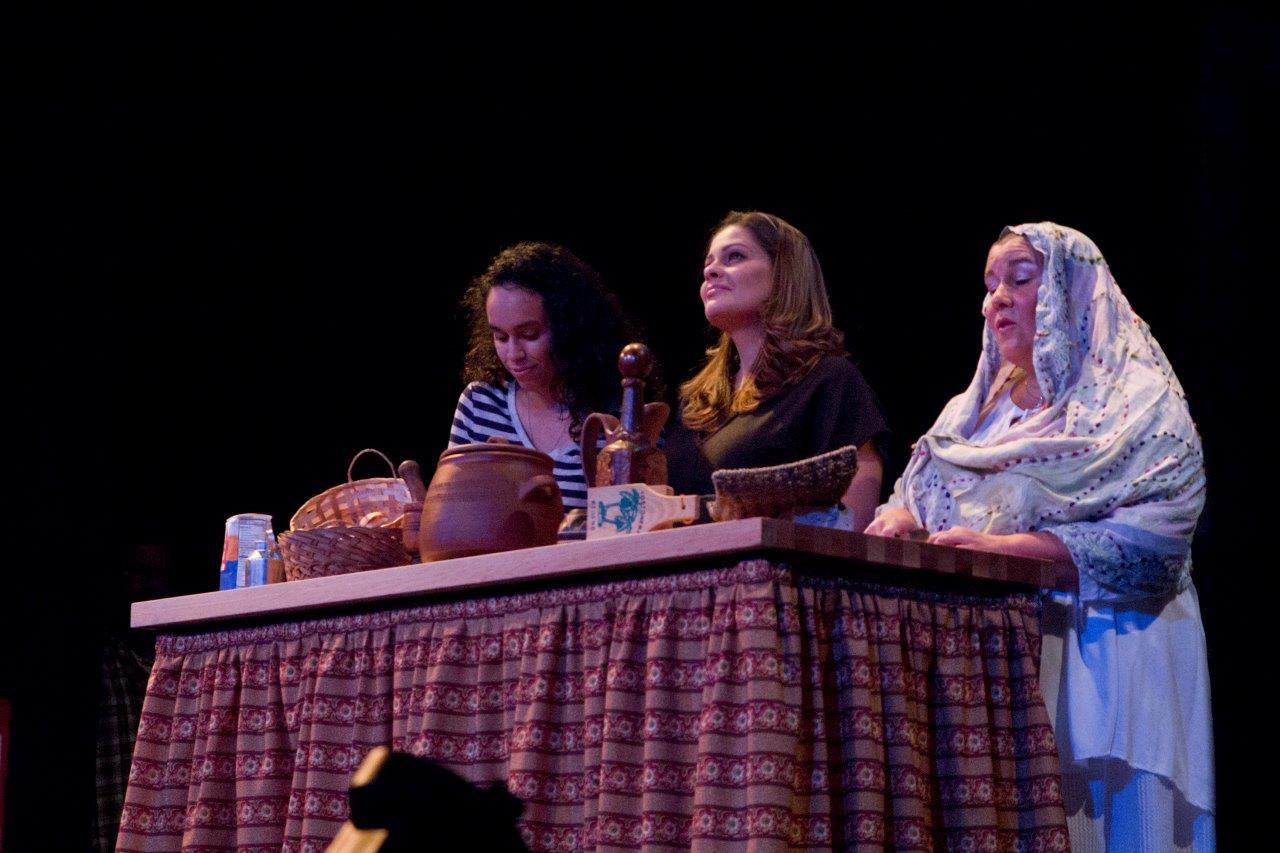 A Recipe para la Vida by Teatro Publico de Cleveland ensemble