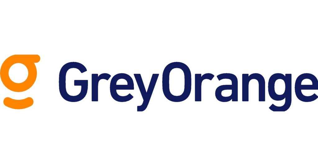 GreyOrange Logo (PRNewsfoto/GreyOrange)