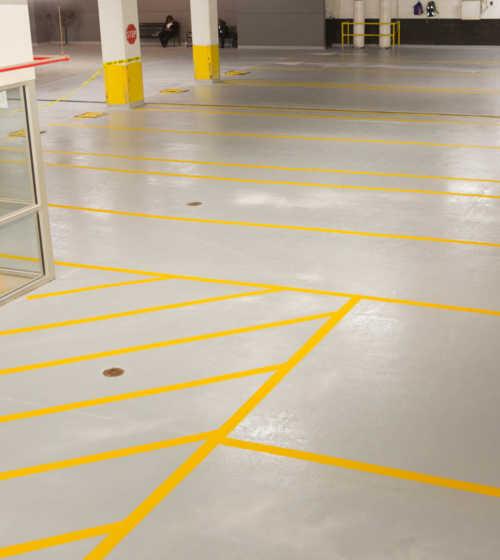 Tower City Parking Garage