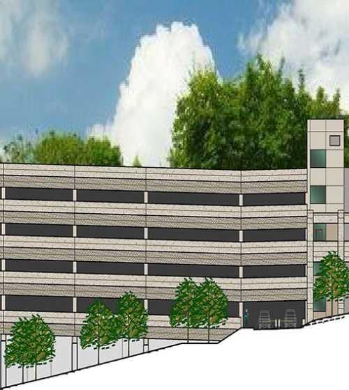 East Parking Deck Expansion