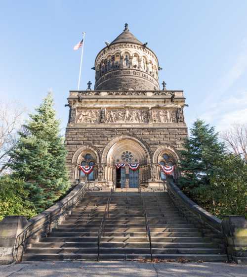 James A. Garfield Memorial Restoration
