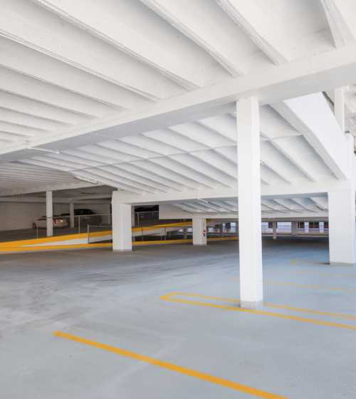 801 Rockwell Avenue Parking Deck