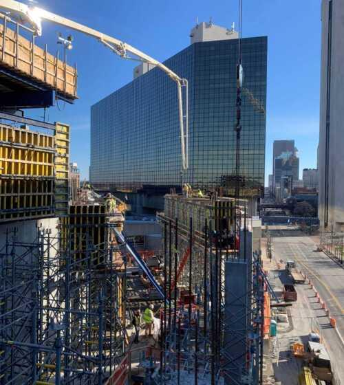 Columbus Hilton Downtown Expansion