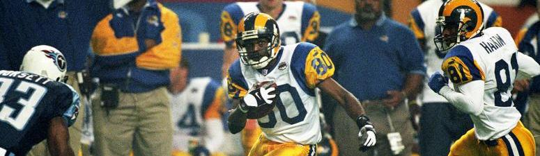 AUDIO: Isaac Bruce on the J&J Show Monday