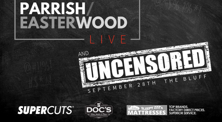 Gary Parrish and Keith Easterwood live and uncensored!